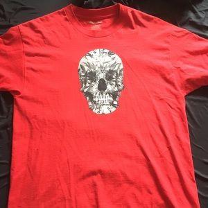 Size large primitive 420 skull T-shirt